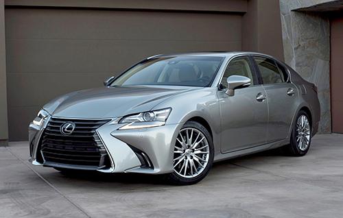 Lexus GS 2016 – sang trọng và mạnh mẽ
