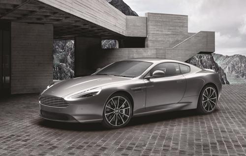 Aston Martin DB9 GT – siêu xe của điệp viên