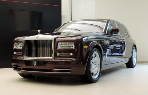 Rolls-Royce Phantom mới ra mắt vào 2016