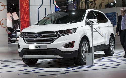 Ford Edge – hy vọng mới dòng SUV