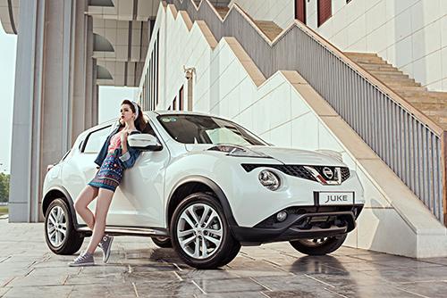 Nissan Juke – cá tính cho giới trẻ Việt