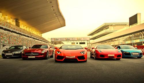 Dàn siêu xe của giới nhà giàu tại Ấn Độ