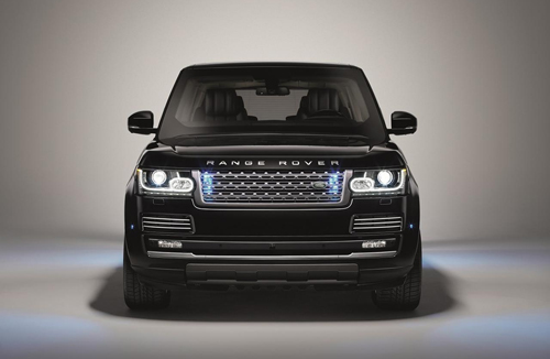 Range Rover Sentinel – xe sang bọc thép 447.000 USD