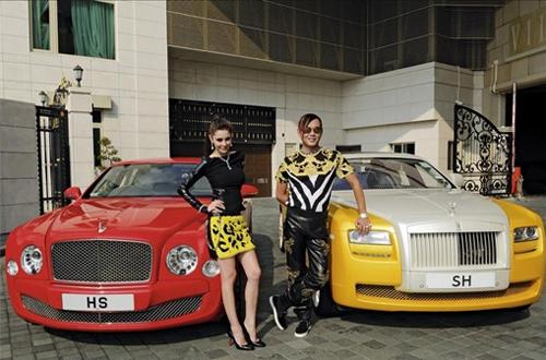 Bộ sưu tập xe khủng của tài phiệt Hong Kong