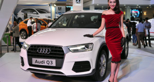 Dàn xe sang của Audi tại VIMS 2015