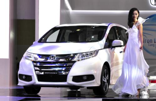 Honda Odyssey – xu hướng xe gia đình mới cho Việt Nam