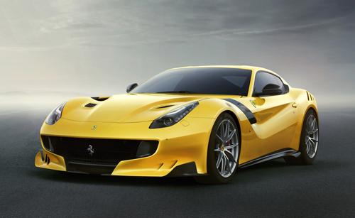 Ferrari F12 phiên bản giới hạn Tour de France