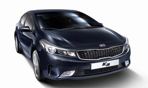 Kia K3 đời 2016 giá từ 11.900 USD tại Hàn Quốc