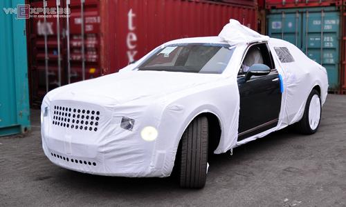 Bentley Mulsanne Speed 2016 đầu tiên về Việt Nam
