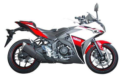 Yamaha R25 ABS bản đặc biệt giá 4.300 USD