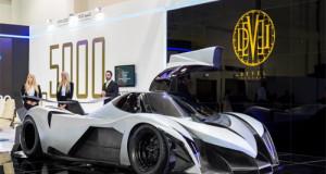 Devel Sixteen – siêu xe khủng 4.500 mã lực