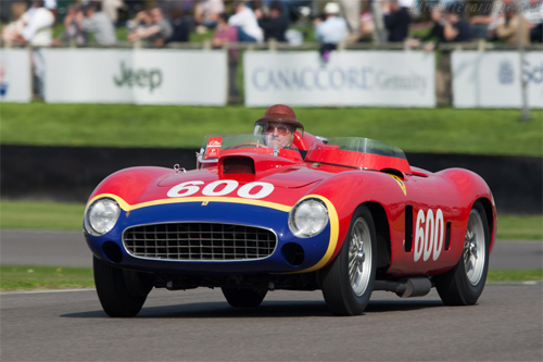 Ferrari 290 MM – xế cổ giá 28 triệu USD