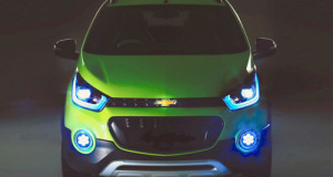 Chevrolet Spark Cross – đối thủ của Hyundai i20 Active