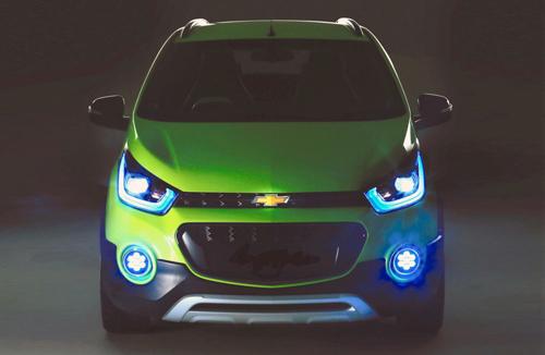 Chevrolet-Spark-cross-concept