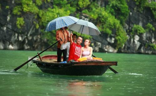 Khách quốc tế đến Việt Nam tháng 1 đang tăng nhẹ