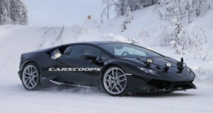 Lamborghini Huracan Superleggera lộ diện