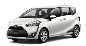 Toyota Sienta – đàn em của Innova