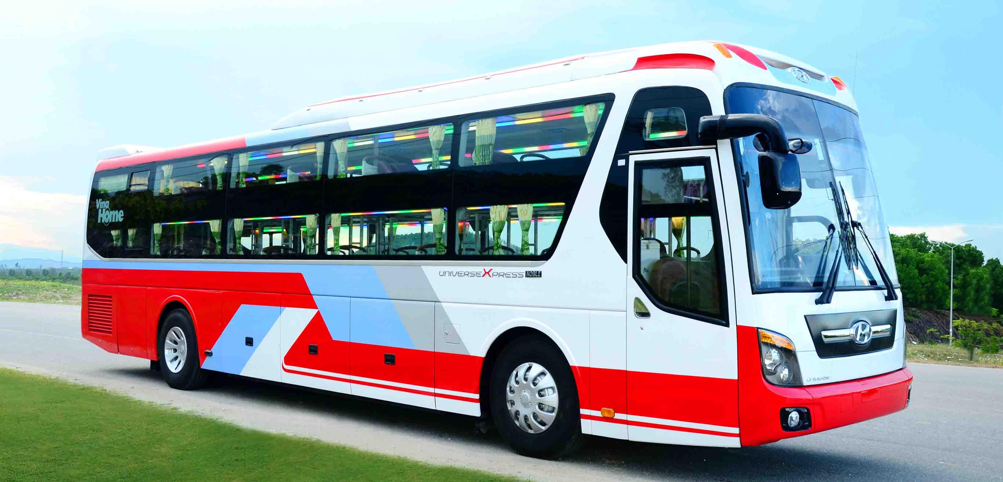 Xe Huê đi Lào, Open Bus Hue to Laos