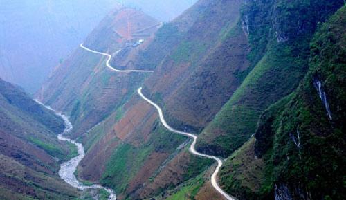 Đèo Mã Pí Lèng - Tây Bắc