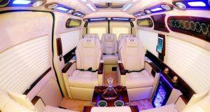 Xe VIP limousine Huế đi Đà Nẵng | Bus VIP Hue to Da Nang