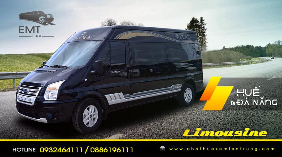 Xe Limousine Huế Đà Nẵng | Bus VIP