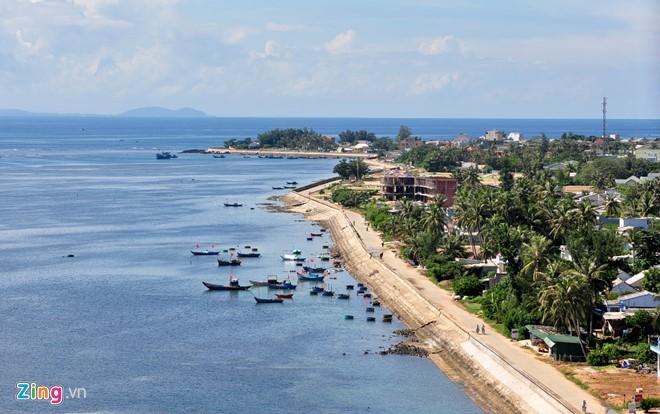 Đảo Lý Sơn sẽ có phố đi bộ ven biển