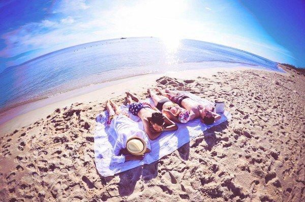"""Bãi biển An Bàng – Thiên đường """"thầm lặng"""" của Hội An"""