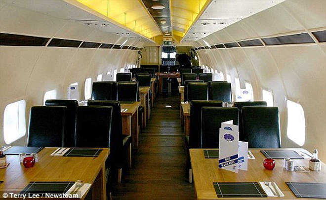 DC-6 Diner - Cho thuê xe miền trung