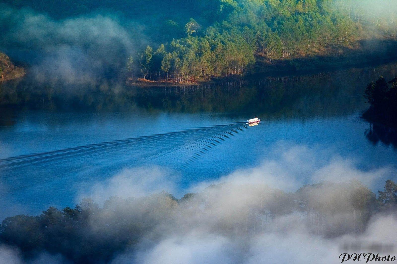 Đà Lạt - Hồ Tuyền Lâm