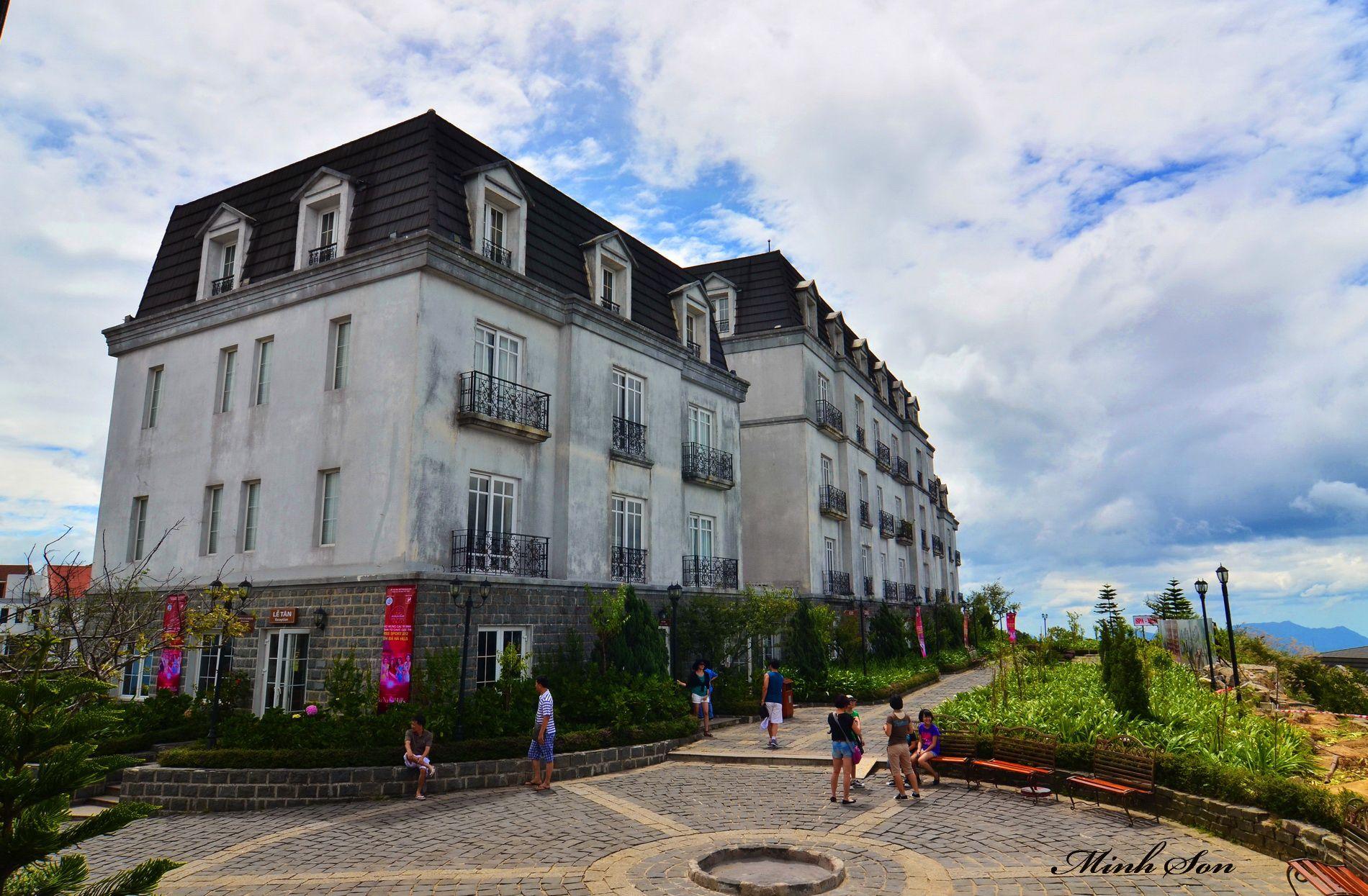 Khách sạn Morin Du lịch Bà Nà Hills Du lich Ba Na