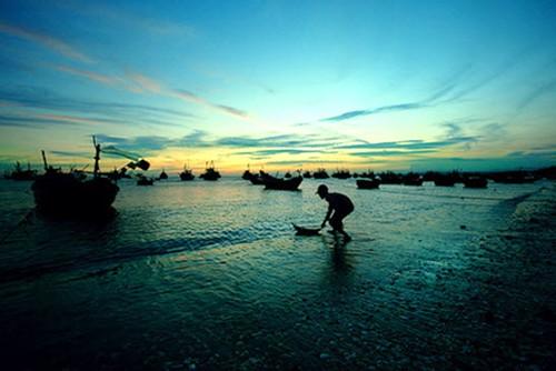 Bãi biển Thuận An - Du lịch Huế