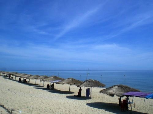Bãi biển Vinh Thanh - Du lịch Huế