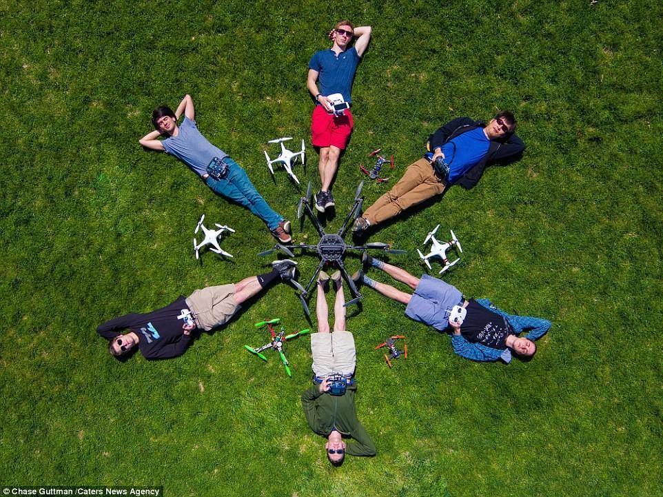 Flycam Mỹ - Cho thuê xe miền trung