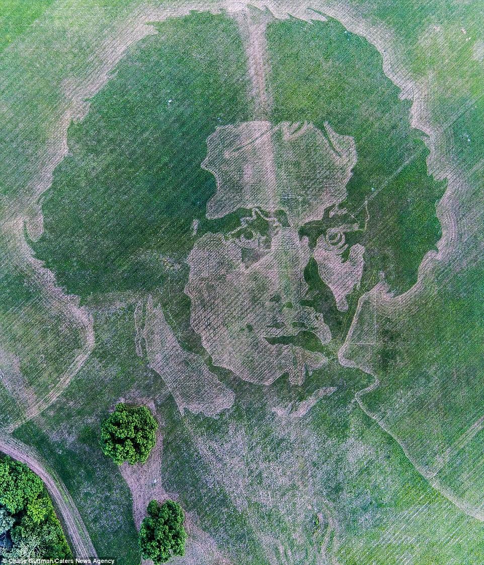 Khung cảnh ấn tượng của nước Mỹ nhìn từ flycam