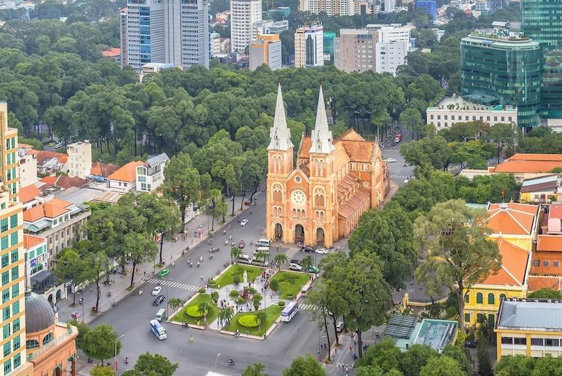 Tp HCM Sài Gòn