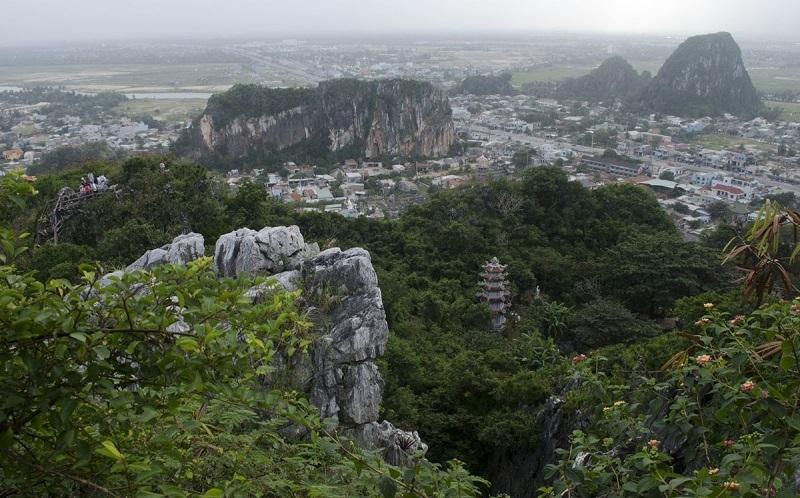đường đi Ngũ Hành Sơn Đà Nẵng