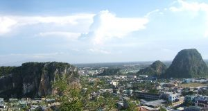 Hướng dẫn đường đi đến Ngũ Hành Sơn Đà Nẵng