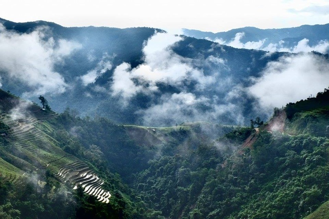 Lai Châu – Vẻ kỳ vĩ ở nơi sông Đà chảy vào đất Việt
