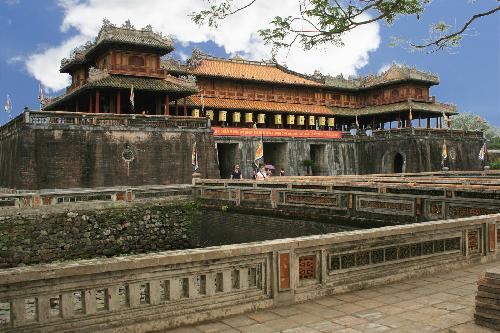 Ngọ Môn - Du lịch Huế một ngày