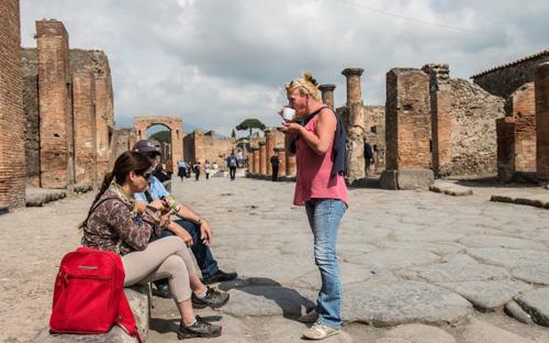 Pompeii - Cho thuê xe miền trung