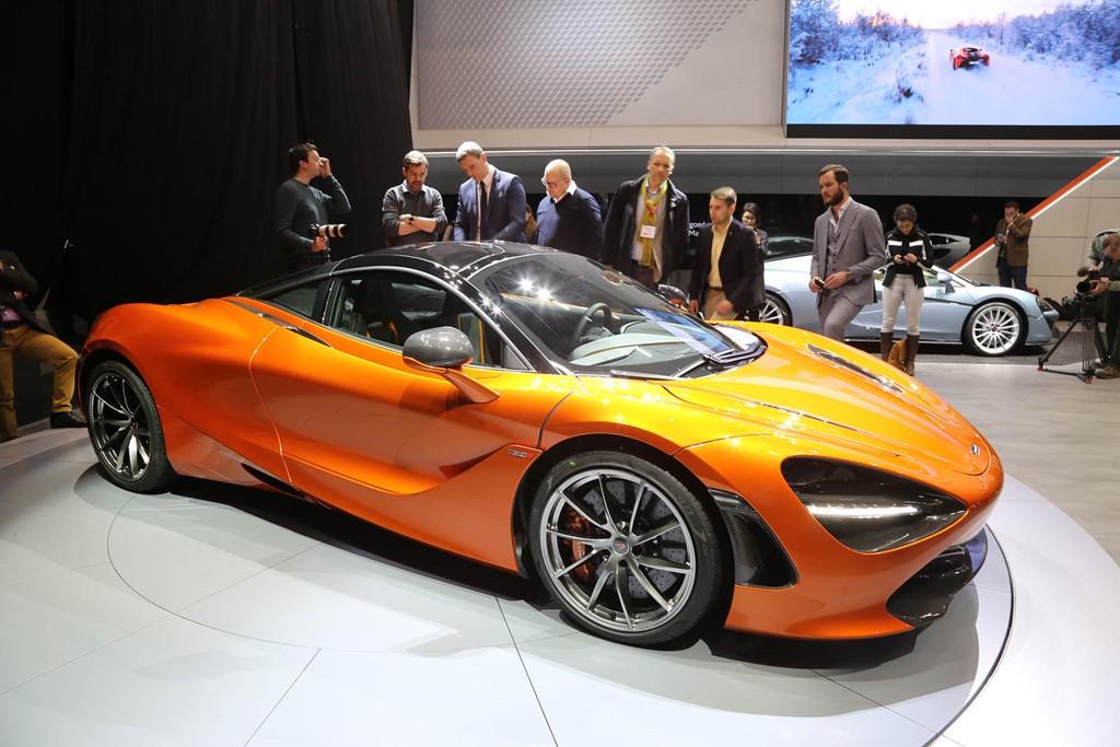 Siêu xe McLaren 720S