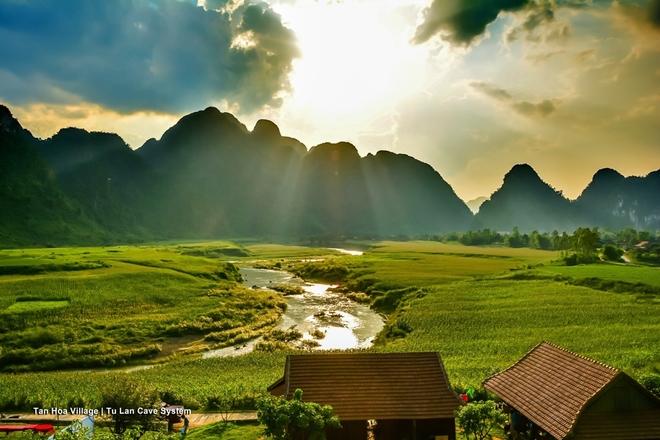 Cảnh đẹp Việt trong bom tấn Kong: Skull Island
