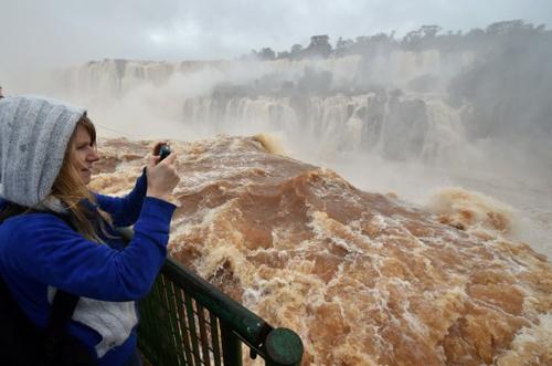 Thác Iguaza - Cho thuê xe miền trung