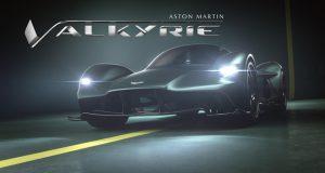 Siêu xe triệu đô của Aston Martin có tên gọi Valkyrie