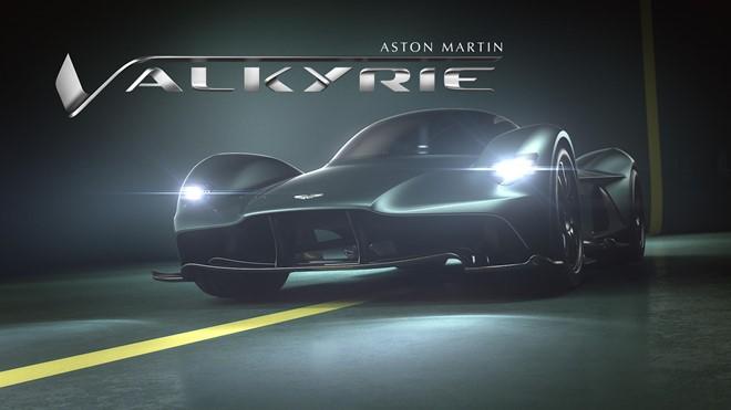 Siêu Xe Aston Martin Valkyrie