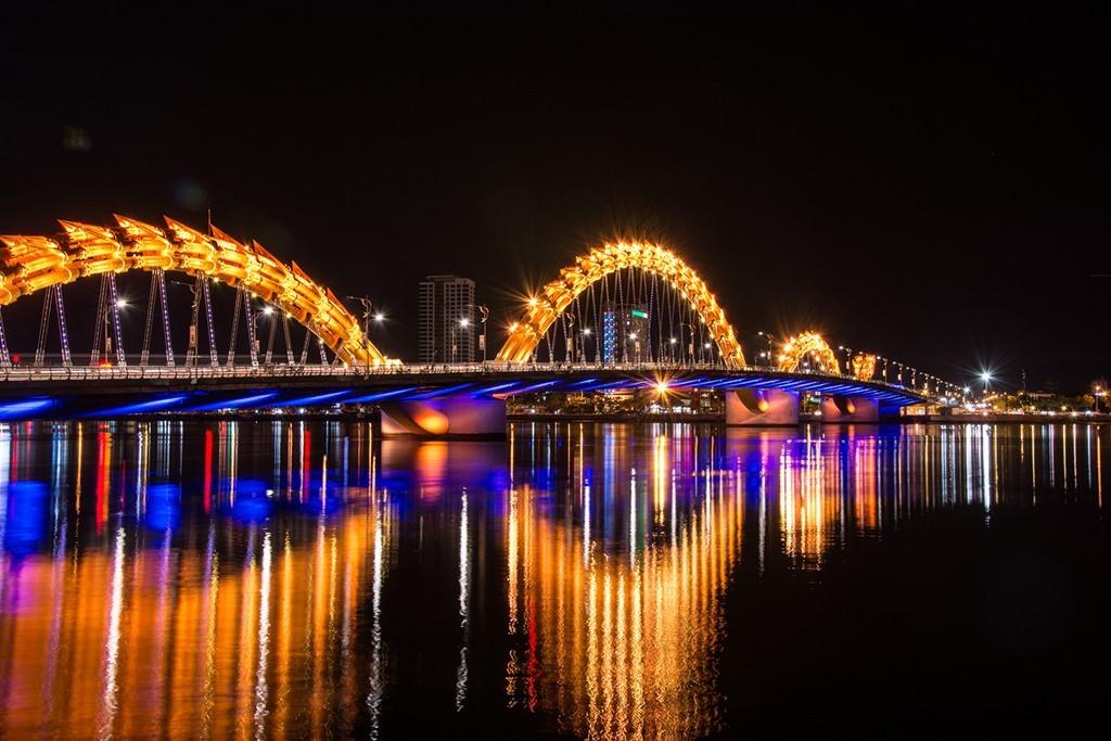 Cầu Rồng du lịch Đà Nẵng