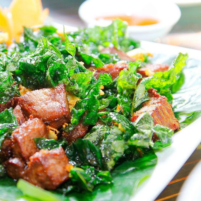 Thịt trâu Du lịch Quảng Trị một ngày - Du lich Quang Tri 1 ngay