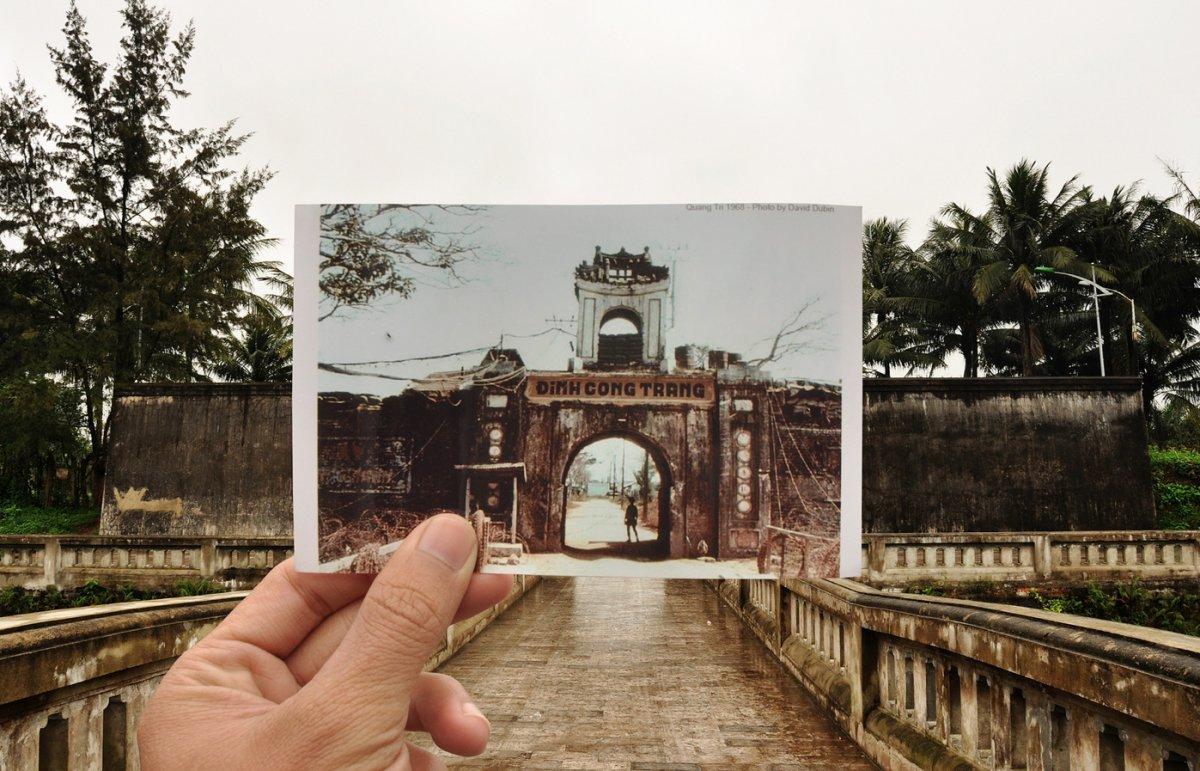 Thành cổ Quảng Trị Du lịch Quảng Trị một ngày - Du lich Quang Tri 1 ngay