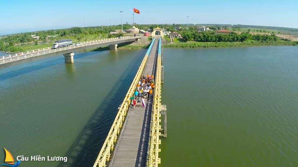 Cầu Hiền Lương Du lịch Quảng Trị một ngày - Du lich Quang Tri 1 ngay