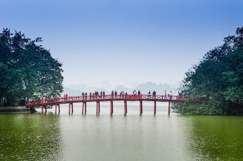 Hồ Hoàn Kiếm - Hà Nội Hồ Gươm